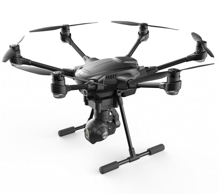 MFB-Yuneec-Drohne
